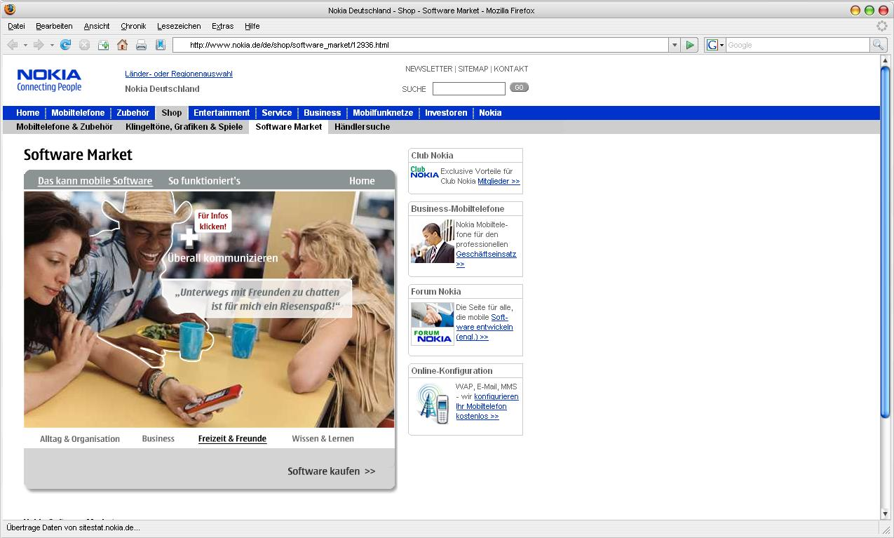 Nokia Software Market