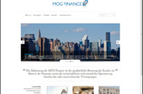 MOG FINANCE Website