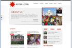 Roter Lotus Website
