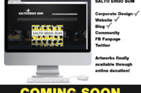 Salto ergo sum – Launching soon