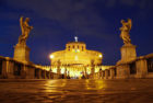 Castel Sant'Angelo@night