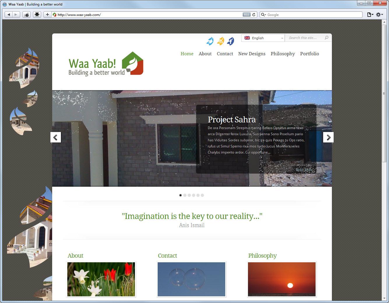 Waa Yaab Website